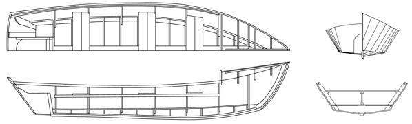 sea skiff plans